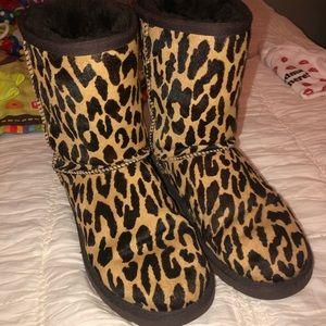 Cheetah uggs
